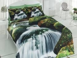 """3D спално бельо """"Водопад"""""""