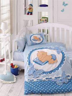"""Бебешко спално бельо """"Теди"""""""