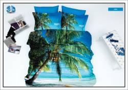 """3D спално бельо """"Хавай"""""""