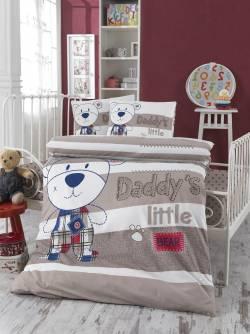 "Бебешко спално бельо ""Малкото мече"""